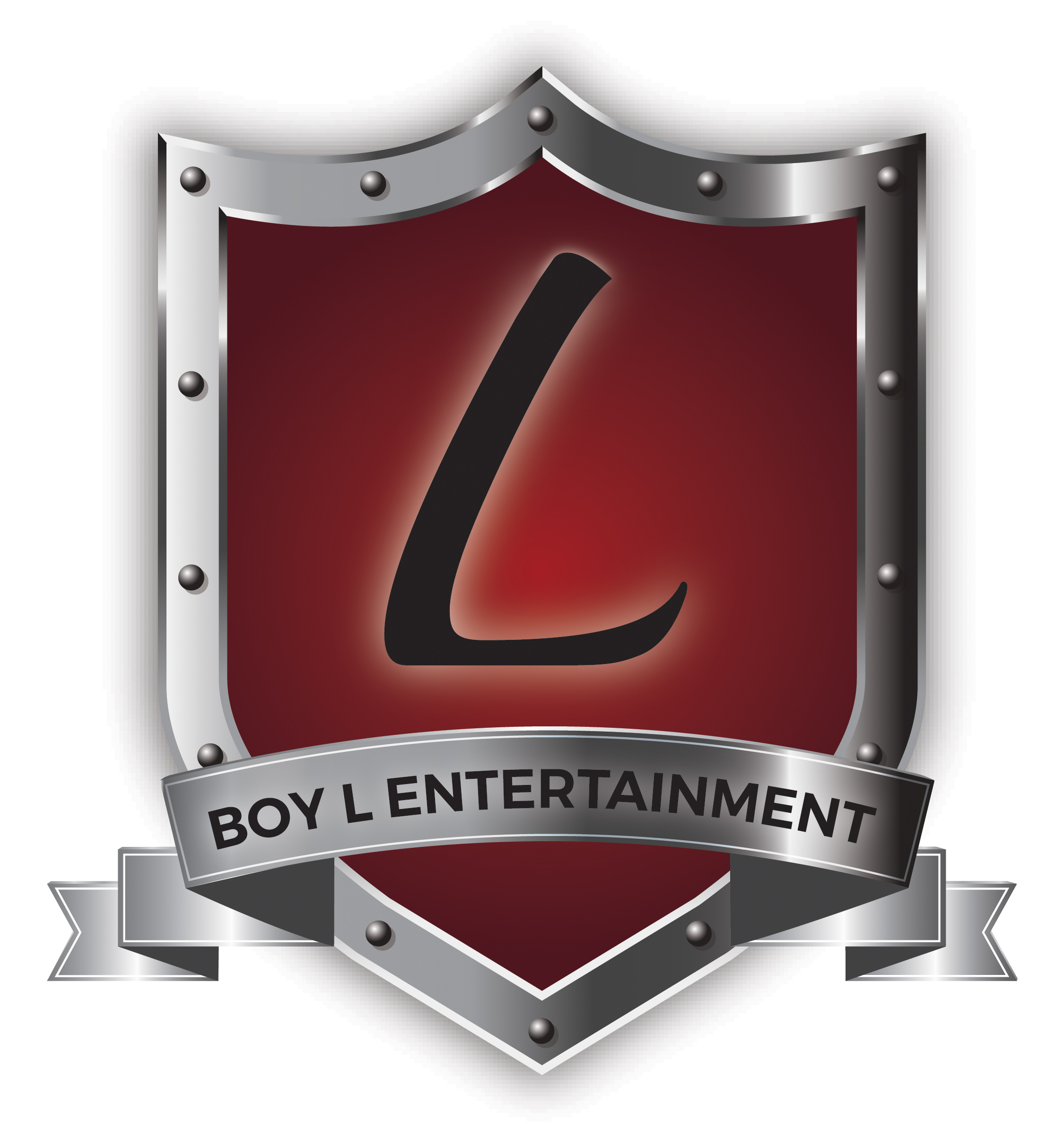 Boy L Ent LOGO Red