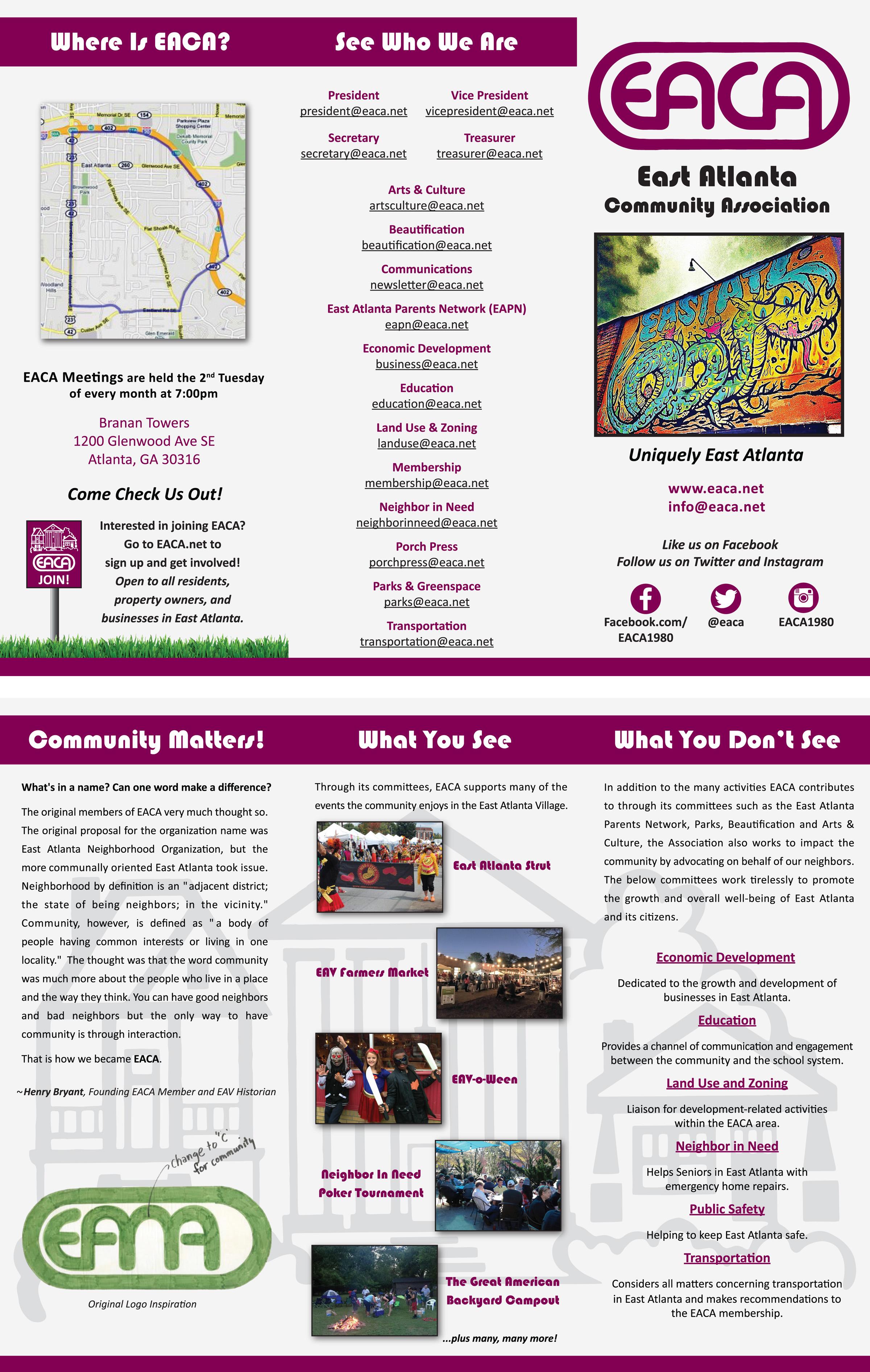 EACA Brochure INSIDE 2016